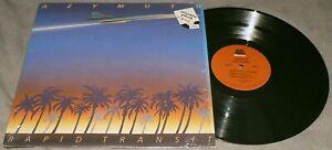 AZYMUTH Rapid Transit 1983 Milestone M-9118 MPB Latin Jazz Funk Vinyl LP SHRINK