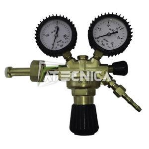 Adapter Gouverneur Von Druck Gas Stickstoff 315bar 2 Manometer Für Löten