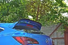 Dachspoiler Ansatz Heckspoiler für Opel Astra J OPC Spoiler Dach Kanten Neu