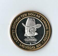 "Casino California Las Vegas ""Year of the Dog"" Silver Strike"