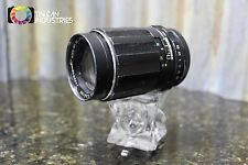 Pentax Asahi Takumar 135mm F:3.5 Prime Lens M42 Screw Mount Super MC FREE S&H