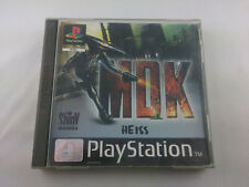MDK Sony Playstation 1 1997 PS1 PSX PAL Spiel Game