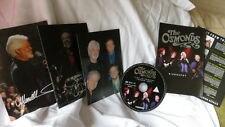 OSMONDS - Live in concert DVD - LONDON 2006 Concert & train ticket from show