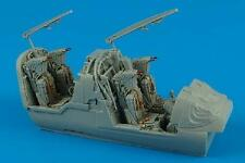 AIRES 4398 Cockpit Set for Revell® Kit EA-6B Prowler ICAP-2 (Late) in 1:48