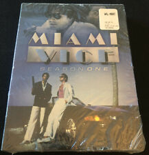 UNIVERSAL - MIAMI VICE - SEASON ONE - FACTORY SEALED DVD BOXED SET