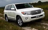 TOYOTA LANDCRUISER 200 SERIES WORKSHOP REPAIR SERVICE MANUAL