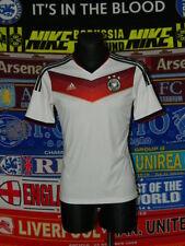 5/5 Germany Deutschland 15-16 youth 176cm 2014 MINT football shirt jersey trikot