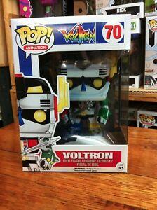 Voltron Voltron 70 Funko Pop Vinyl EXPERT PACKAGING