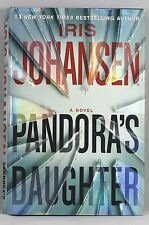 PANDORA'S DAUGHTER BY IRIS JOHANSEN, NY TIMES BESTSELLING  AUTHOR, 1ST EDITION