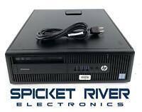 HP EliteDesk 800 G2 SFF Quad Core i5-6600 3.3GHz 500GB HDD 8GB RAM Win10Pro