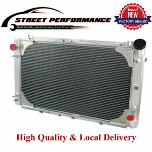 3Core Radiator For Nissan GQ Patrol Y60 2.8L 4.2L TD42 /3.0 Petrol 88-97 AT/MT