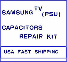 "SAMSUNG 32"" LCD TV (PSU) BN44-00260A CAPACITORS REPAIR KIT."