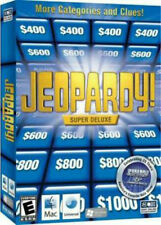 NEW! Jeopardy! Super Deluxe Edition for PC/MAC SEALED NEW