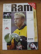 05/08/2002 Derby County v Lazio [Friendly] (Light Crease, Faint Marks).