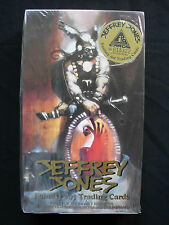 Jeffrey Jones 1993 Factory Sealed Trading Card Box