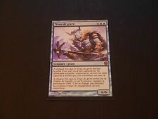 MTG CARTE PROMO FRENCH FROST TITAN (DUELS OF THE PLANEWALKERS 2012 PC) NM FOIL