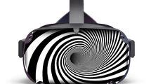 Twilight vinyl skin that fits the Oculus Quest