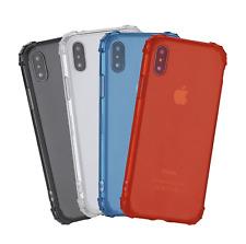 ShockProof Bumper Case Clear iPhone 6/6s iPhone 6/6s Plus 7/8 7/8 Plus X Apple