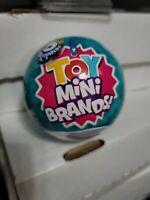 Zuru 5 Five Surprise Toy Series Mini Brands Ball Capsule
