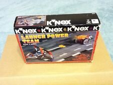 K'Nex 10810 Launch Power Games Vintage 1996 Building Toys Knex See Photos