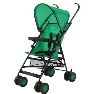 Buggy Jogger S2 Kinderwagen Baby Sitzbuggy Sportwagen Reisebuggy OVP Grün