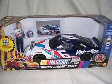 1/18 #6 MARK MARTIN NASCAR T-BIRD BATTERY-OPERATED TOY W/VIBRATING & SOUNDS