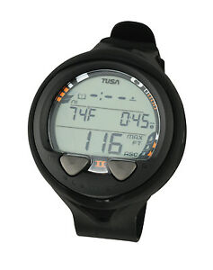 Tusa Elements II Wrist Scuba Diving Computer Watch IQ-750