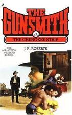 The Cherokee Strip (The Gunsmith #236) Roberts, J. R. Mass Market Paperback