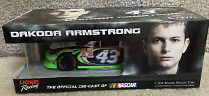 Lionel Racing Dakoda Armstrong #43 WinField Ford 1/24 Die-Cast 2015 NRFP