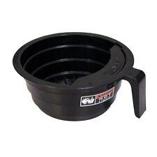 Real Bunn 205830003 Splashgard Black Plastic Funnel With Decals