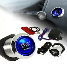 Universal Car Engine Start Stop Push Button Starline Ignition Starter Switch Kit