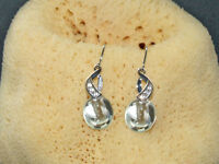 Ohrringe Hänger mit Straß Kristallen von Swarovski Schmuck nickelfrei   SR84