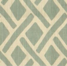 Kravet Portfolio Textiles Multipurpose Linen Print Treads Lagoona By The Yard