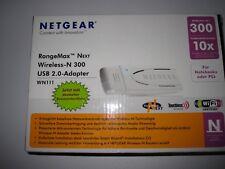 Netgear Wireless N 300 Adapter USB 2.0 Adapter