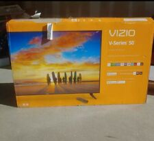 Cracked screen but new in box Vizio 50 inch smart tv.