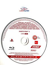 Saints Row 2 Promo PAL/EUR PS3 Playstation Videogame Mint State Videojuego Retro
