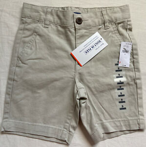 Old Navy Boys Straight Built-in Flex Twill Shorts. Size 5