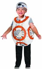 NEW Rubies Star Wars VII: The Force Awakens BB8 Halloween Costume, Toddler 3T-4T