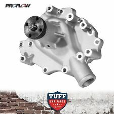 Ford Cleveland 302 351 V8 Proflow Aluminium Action Series Water Pump Satin Alloy