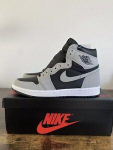 Nike Air Jordan Retro 1 High OG 'Shadow 2.0' SIZES (8-10) - 555088-035 - In Hand