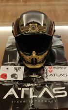 Ruroc Atlas Ronin M With Atlas Shockwave Genuine