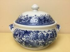 Earthenware 1980-Now Staffordshire Pottery Tureens