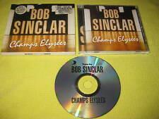 Bob Sinclair Champs Elysees 2000 CD Album Dance House ft I Feel For You