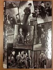 CHARLIE CHAPLIN - A4 Journal Diary Notebook - grey