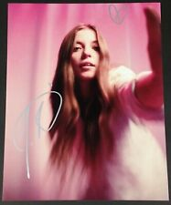 JADE BIRD SIGNED 11X14 PHOTOGRAPH W/COA AUTOGRAPHED MUSIC