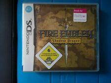 Fire Emblem Shadow Dragon - Nintendo DS 2DS 3DS XL Boite notice VIP NOE Allemand