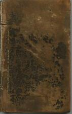 The Book of Common Prayer and administration of the Sacraments HB BK 1809 C of E