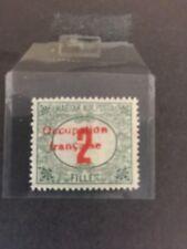 Hungary #1NJ1 Mint HR (SCV=$7.50)