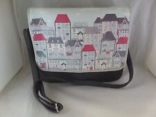 NWTD Disaster Designs Home Satchel Home Range Non-Leather Great Deal