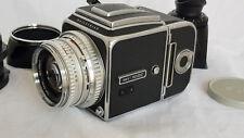 Hasselblad 500 C Mittelformat Spiegelreflexkamera 80 mm Objektiv Baujahr 1966